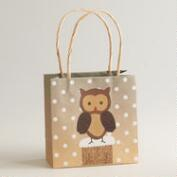 Mini Owl Gift Bag