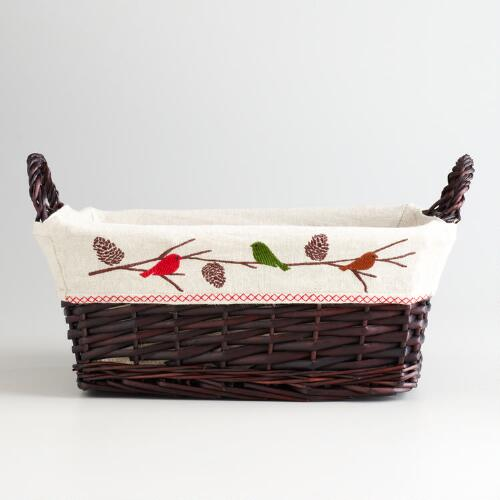 Serving Basket