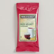 World Market® Red Velvet Cocoa Packet, Set of 12