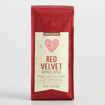 World Market® Red Velvet Ground Coffee