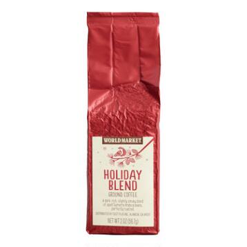 World Market® Holiday Blend Coffee Mini, Set of 12