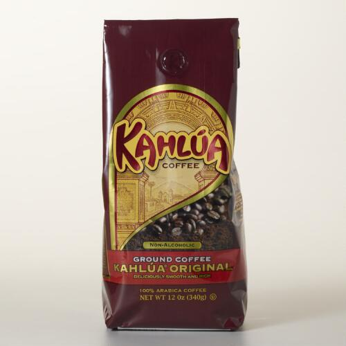 Coffee Kahlua Original Gourmet Ground Coffee