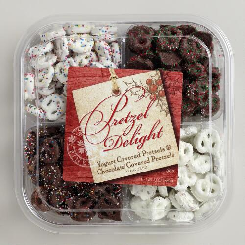 World Market® Purely Pretzels Party Tray