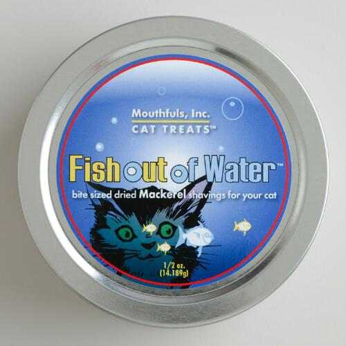Fish Out of Water Cat Treats