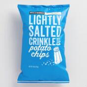 World Market® Lightly Salted Crinkle Chips