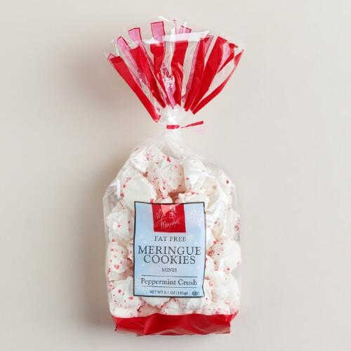 Miss Meringue Peppermint Crush Meringue Cookies