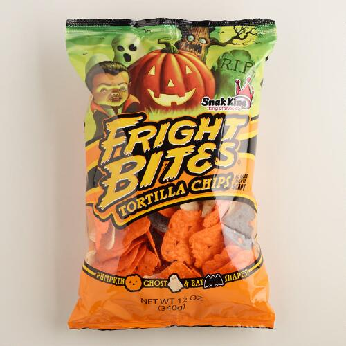 Fright Bites Tortilla Chips