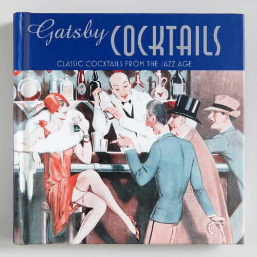 """Gatsby Cocktails"" Recipe Book"