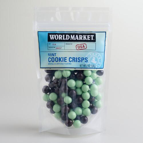 World Market® Mint Chocolate Cookie Crisps