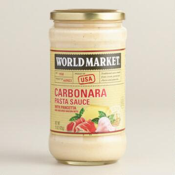 World Market® Carbonara Pasta Sauce