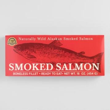World Wide Gourmet Foods Alaska Smoked Salmon