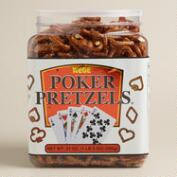 Wege Poker Shape Pretzel Tub