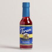 Mini Torani Sugar Free Raspberry Syrup, Set of 12