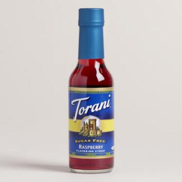 Mini Torani Sugar Free Raspberry Syrup