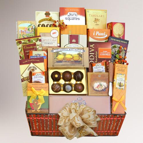 Grand Gatherings Gift Basket
