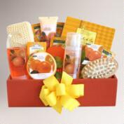 Mandarin Spa Gift Basket