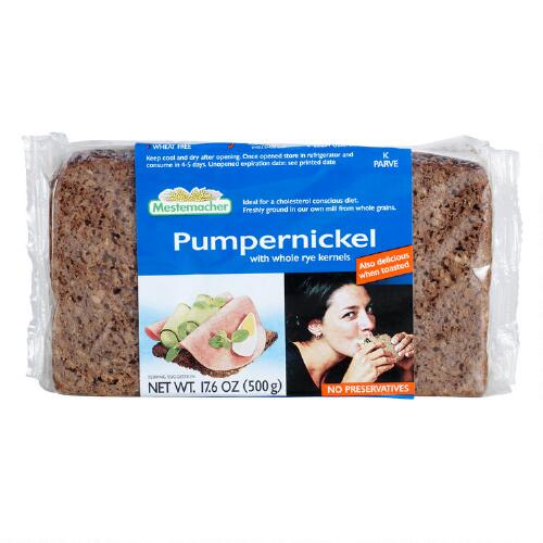 Mestemacher Pumpernickel Bread