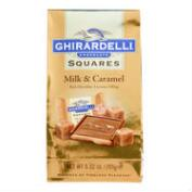 Ghirardelli Milk Chocolate Carmel Filled Bag