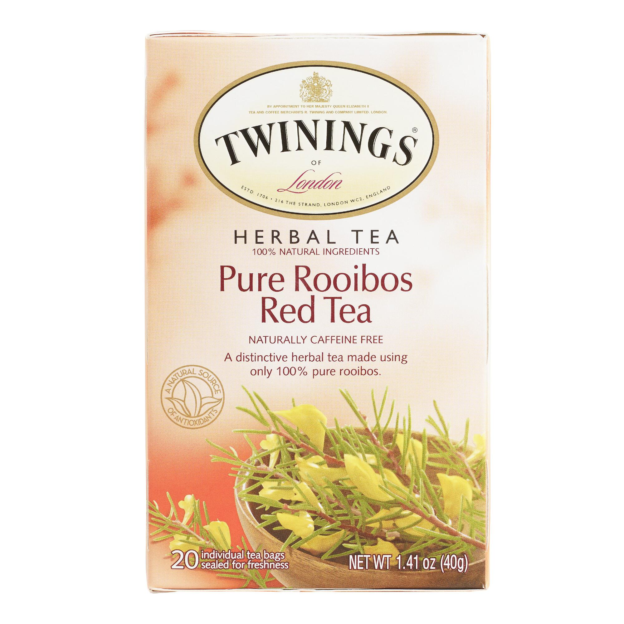 Does twinings english breakfast tea have caffeine