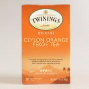Twinings Ceylon Tea, Set of 6