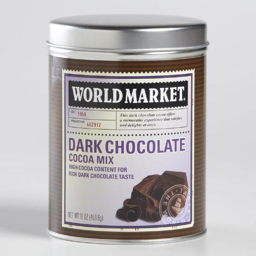 World Market® Dark Chocolate Cocoa Mix