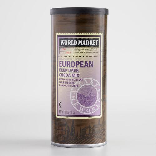 World Market® Deep Dark European Cocoa
