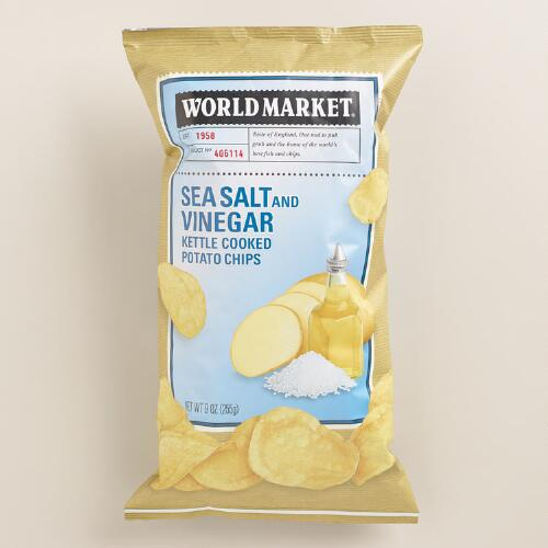 World Market® Sea Salt and Vinegar Chips
