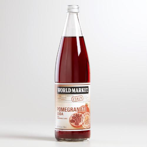 World Market® Pomegranate Italian Soda