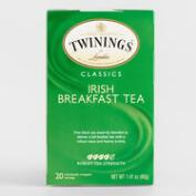 Twinings Irish Breakfast Tea, 20-Count