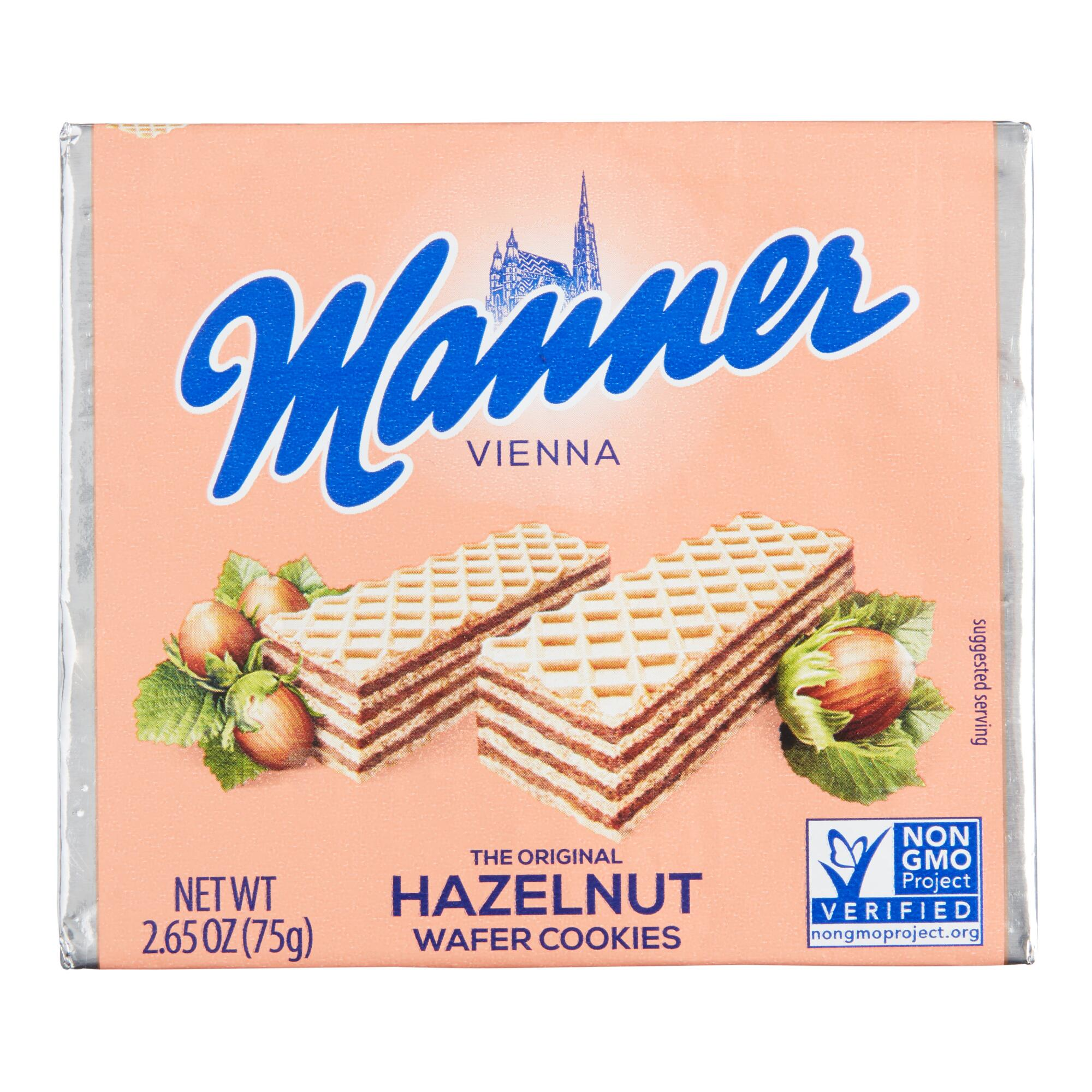 Chocolate Cream Filled Wafers