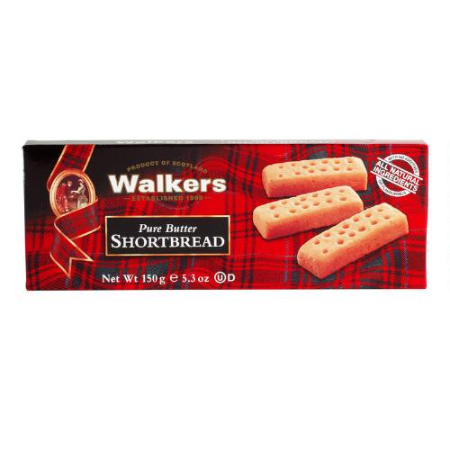 Walkers Shortbread Fingers, Set of 12