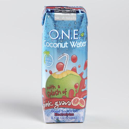 One Guava Coconut Water