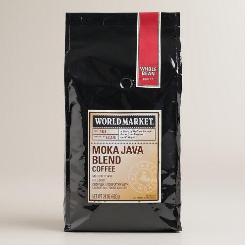 24-oz. World Market® Moka Java Blend Coffee, Set of 3