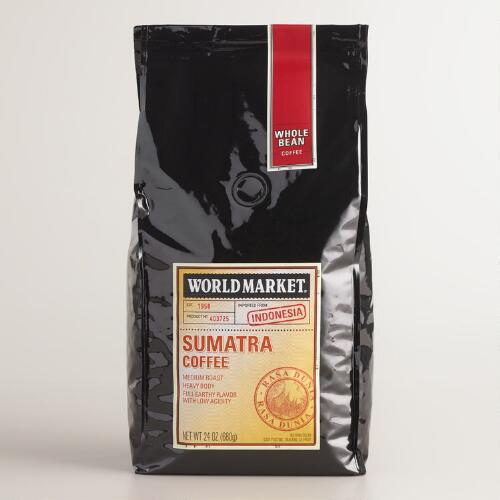24-oz. World Market® Sumatra Coffee, Set of 3
