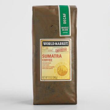 12-oz. World Market® Decaf Sumatra Coffee, Set of 6