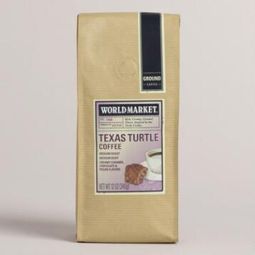 World Market® Texas Turtle Blend Coffee, Set of 6
