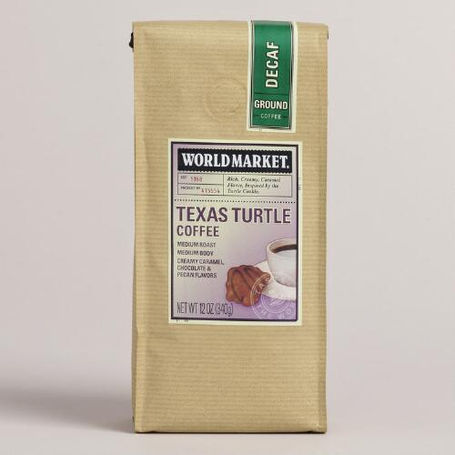 World Market® Decaf Texas Turtle Blend Coffee