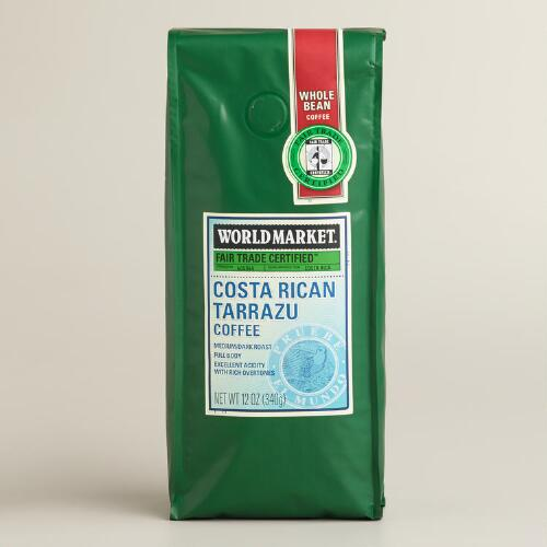 12-oz. World Market® Costa Rican Tarrazu Coffee, Set of 6