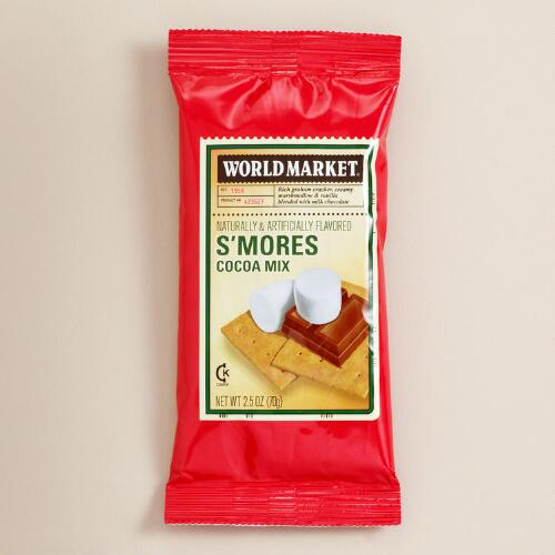World Market® Smores Cocoa Packet, Set of 12