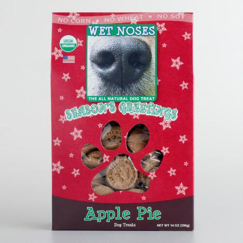 Wet Noses Apple Pie Dog Treats