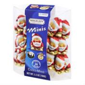 Riegelein Mini Chocolate Santa Candy