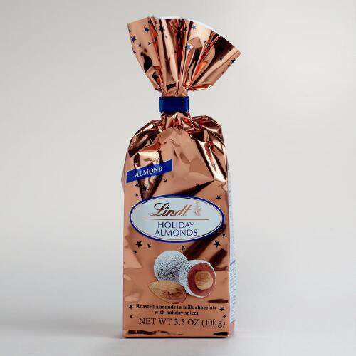 Lindt Copperworld Panned Milk with Almonds