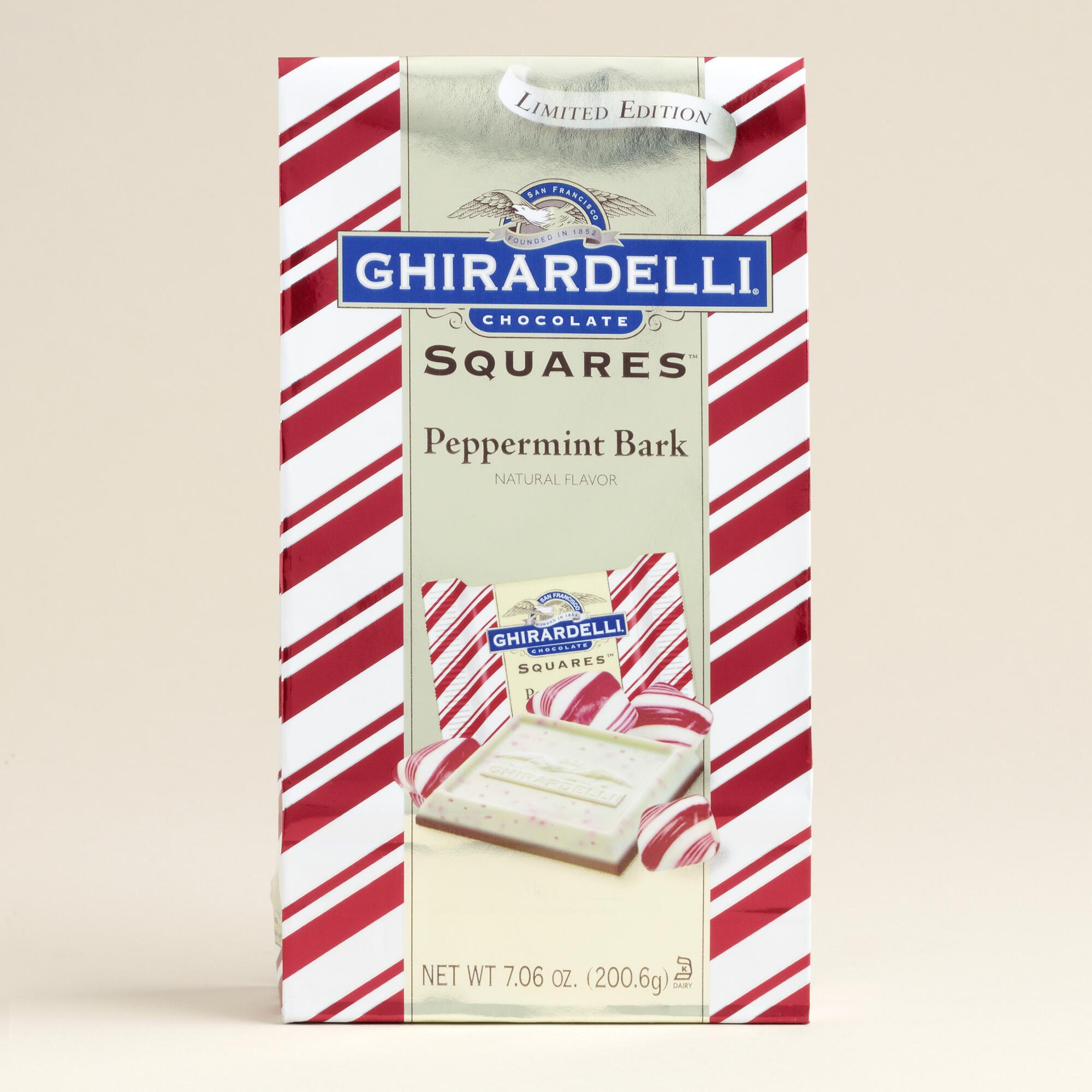 Ghirardelli Peppermint Bark Images & Pictures - Becuo