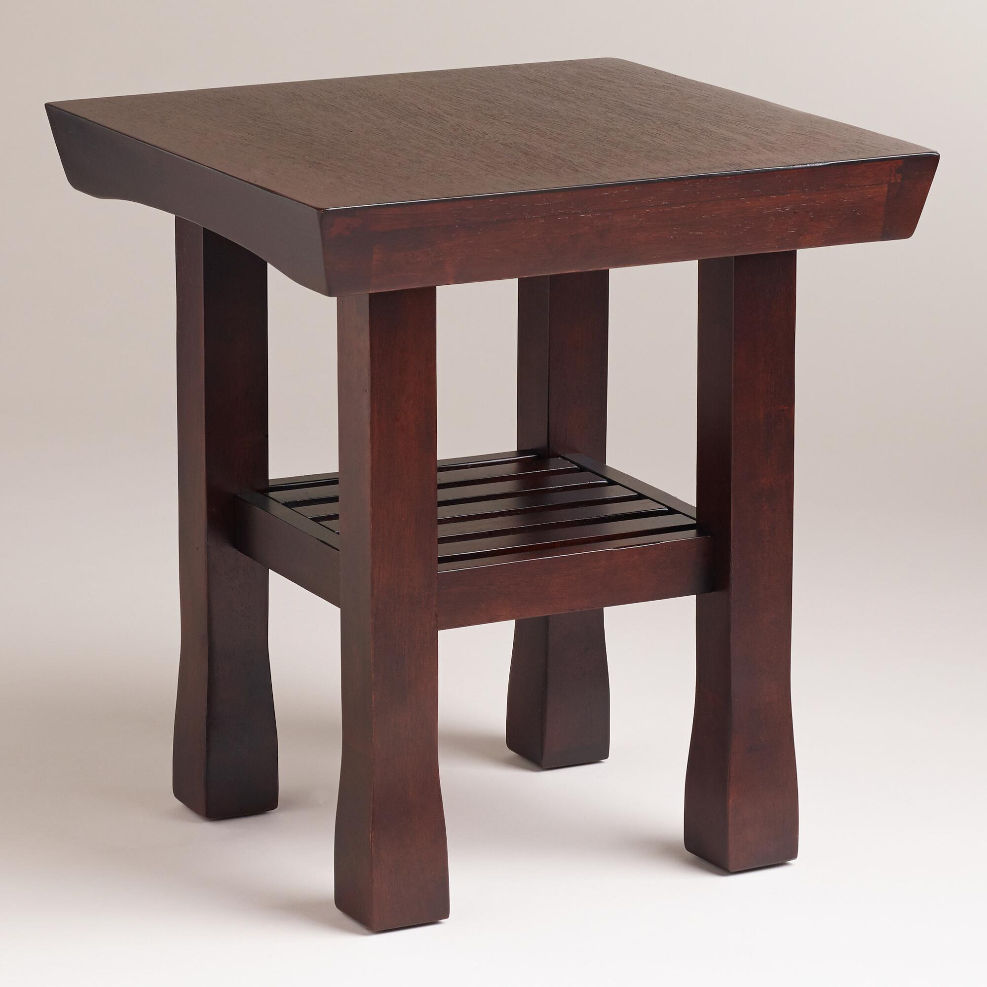 Hako End Table World Market