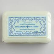 La Lavande Cucumber Bar Soap