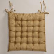 Gold Zen Chair Cushion