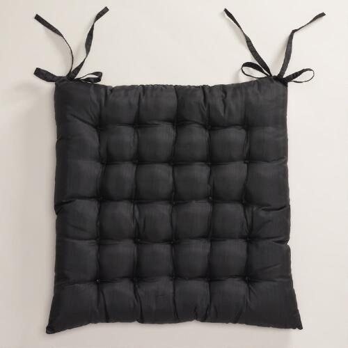 Black Zen Chair Cushion