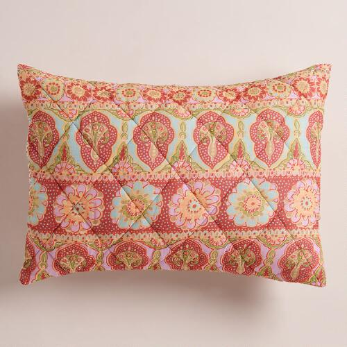 Gia Pillow Shams, Set of 2