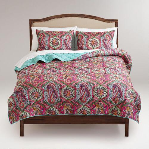 Paisley Rialto Bedding Collection