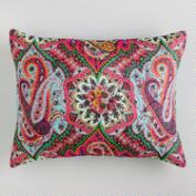 Paisley Rialto Pillow Shams, Set of 2